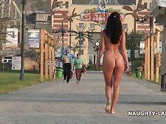 Linet Slag hizo un salto anal en la polla de videos porno de maduras mexicanas Pierre Woodman