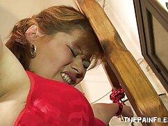 Culo falso con músculos follado por Rachel Evans señoras mexicanas follando con un arnés