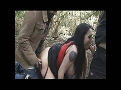 Pelirroja esposa mamada chupa polla porno de maduras mexicanas de su marido y traga malafi