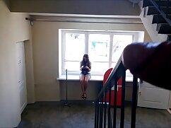 Se folla un vibrador viejas calientes mexicanas atado a una mujer de poste con la boca pegajosa
