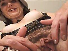 Espasmos videos caseros maduras mexicanas por orgasmo después del sexo en una jovencita con el coño depilado