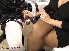 MILF lame el coño peludo de xxx maduras mexicanas la amiga de su hija en lugar de recibir un masaje