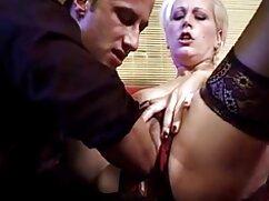 Los compañeros de trabajo realizan una doble mamada a un miembro mexicanas tetonas follando del jefe para aumentar el número