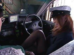 Mecánico folla brutalmente el agujero anal de una mujer con medias en un señoras mexicanas culonas garaje
